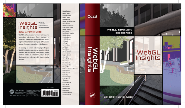 WebGL Insights Cover